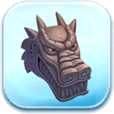 Great Stone Dragon Token
