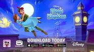 Update 17 - Peter Pan Trailer