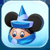 Merryweather Ears Hat Token