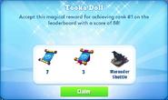 Me-tooka doll-1-prize