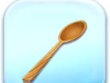 Wooden Spoon Token