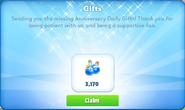 1ya-day 1-gift-missing