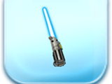 Luke's Lightsaber Token