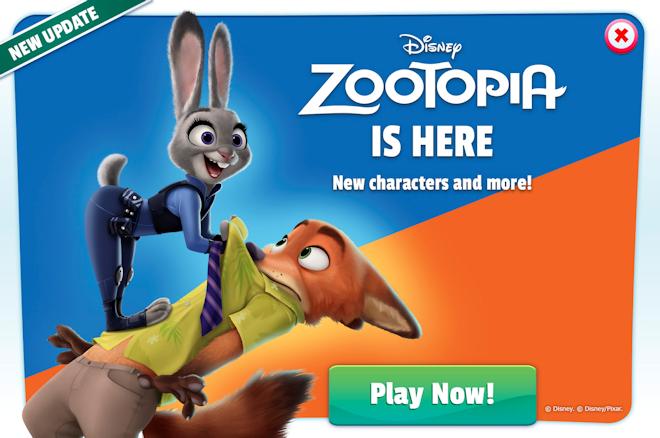 Zootopia Storyline (Act 3)