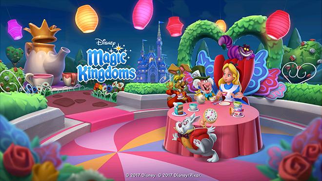 Alice in Wonderland Event Storyline 2017