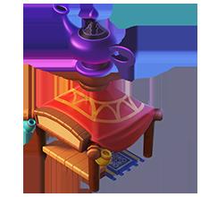 Jafar's Lamp Stand