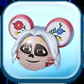 Mamá Coco Ears Hat Token