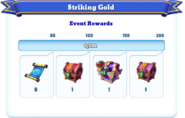 Me-striking gold-82-milestones