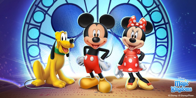Mickey and Friends Storyline (Act 1)