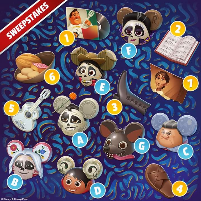 Coco Sweepstakes 2019