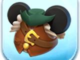 Elizabeth Ears Hat Token