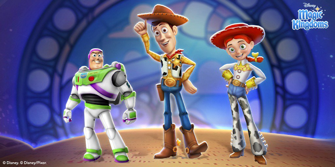 Toy Story Storyline (Act 1)
