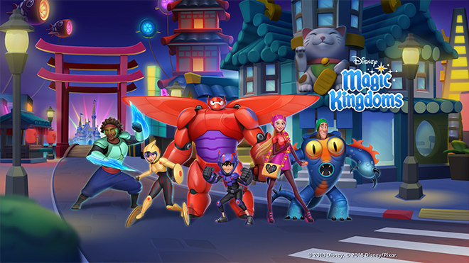 Big Hero 6 Event Storyline 2018