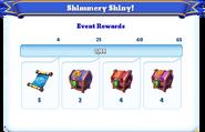 Me-shimmery shiny-3-milestones-2