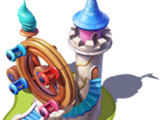 Aurora's Spinning Wheel