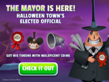 The Tower Challenge (Nightmare Before Christmas) Event 2018