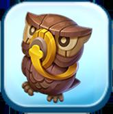 Musical Owl Token