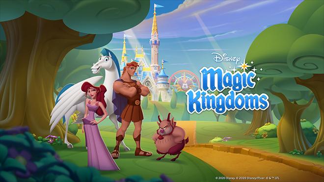 Go The Distance Event Storyline 2020 Disney Magic Kingdoms Wiki Fandom