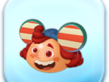Giulia Ears Hat Token