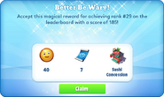 Me-better be wary-5-prize