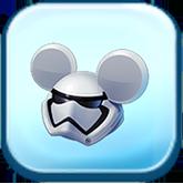 FO Stormtrooper Ears Hat Token
