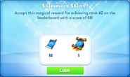 Me-shimmery shiny-3-prize