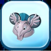 Pegasus Ears Hat Token