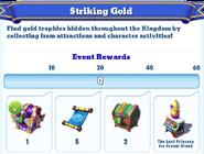 Me-striking gold-67-milestones
