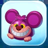 Cheshire Cat Ears Hat Token