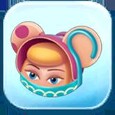 Bo Peep Ears Hat Token