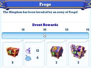 Me-frogs-2-milestones