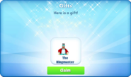 Cp-the ringmaster-promo-gift