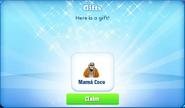 Cp-mamá coco-promo-gift