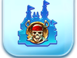 Pirates of the Caribbean Relic Token