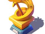 Triton's Gold Trophy