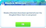 Me-shadow monsters