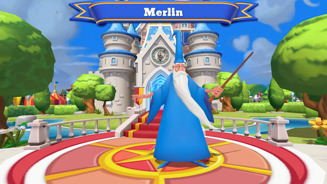 The Sword in the Stone Storyline (Act 1)
