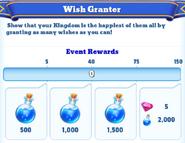 Me-wish granter-2-milestones