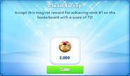 Me-clean sweep-9-prize