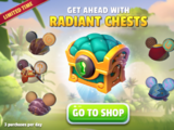 Radiant Chests