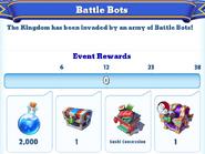 Me-battle bots-2-milestones