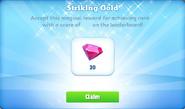 Me-striking gold-6-prize