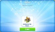 Ba-enchanted tiki room-gift