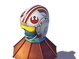 Rebel Helmet Stand