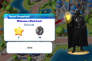 Q-welcome a dark lord