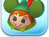 Peter Pan Ears Hat Token