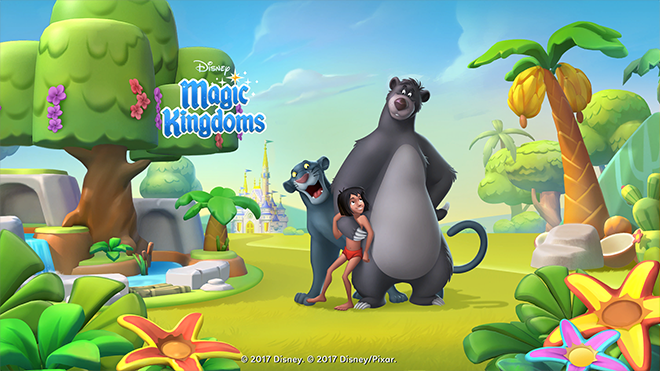 The Jungle Book Storyline (Act 4)