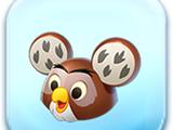 Owl Ears Hat Token