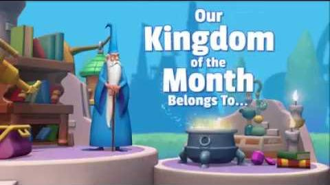 Kingdom of the Month - April 2018