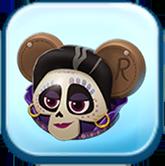 Mamá Imelda Ears Hat Token